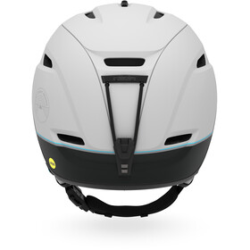 Giro Zone MIPS Casque Homme, matte light grey/element